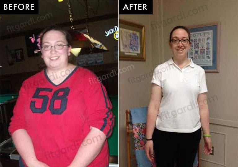 تجربیات لاغری خانمها؛ افرادی که بالای 45 کیلو وزن کم کردند