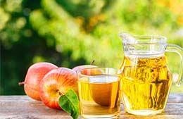 سرکه سیب چیست و روش مصرف آن برای لاغری