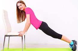 گرم کردن بالاتنه قبل از بدنسازی – ورزش بانوان