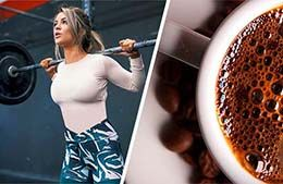 تاثیر قهوه قبل از ورزش در لاغری