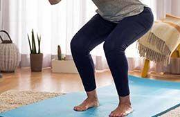 9 ورزش خطرناک برای زانو درد