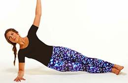 از بین بردن چربی های پهلو؛ 16 حرکت ورزشی آسان برای پهلوها در خانه