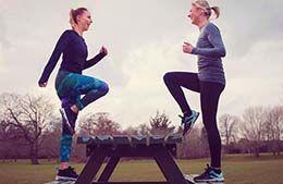 افزایش تعادل بدن با 12 حرکت ورزشی برای خانمها