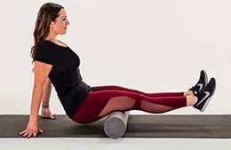 9 حرکت ورزشی با فوم رولر برای کل بدن + تصاویر متحرک