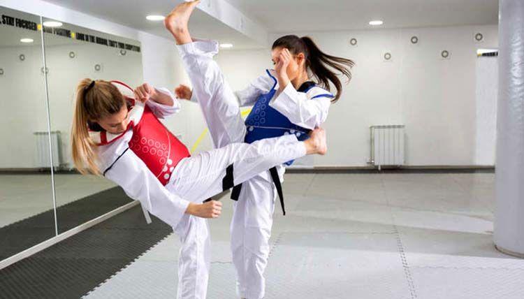 مناسب ترین ورزش رزمی برای خانمها چیست