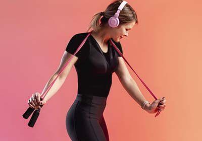 انواع طناب زدن ورزشی (Jumping Rope)